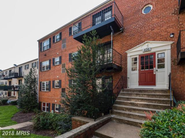 426 Armistead Street N #303, Alexandria, VA 22312 (#AX10348826) :: RE/MAX Executives