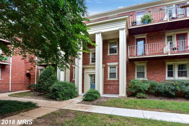1403 Abingdon Drive E #4, Alexandria, VA 22314 (#AX10353983) :: The Putnam Group