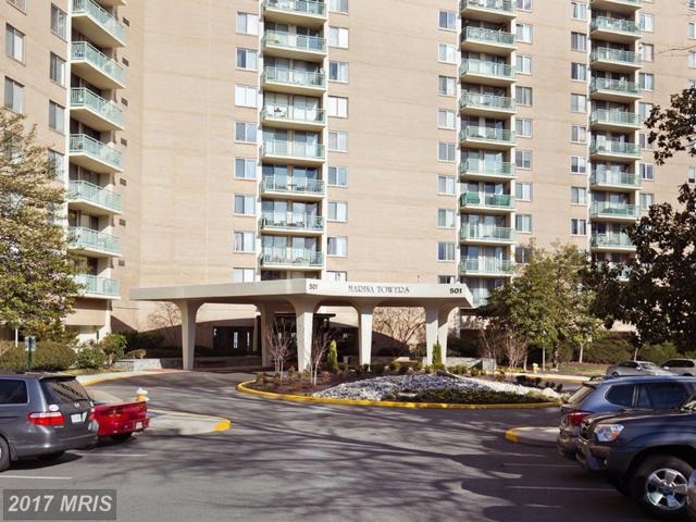 501 Slaters Lane #809, Alexandria, VA 22314 (#AX9010721) :: RE/MAX Advantage Realty