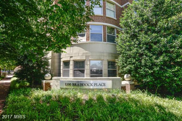 1200 Braddock Place #314, Alexandria, VA 22314 (#AX9978935) :: LoCoMusings
