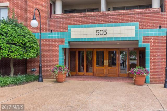 505 Braddock Road #105, Alexandria, VA 22314 (#AX9987406) :: Colgan Real Estate