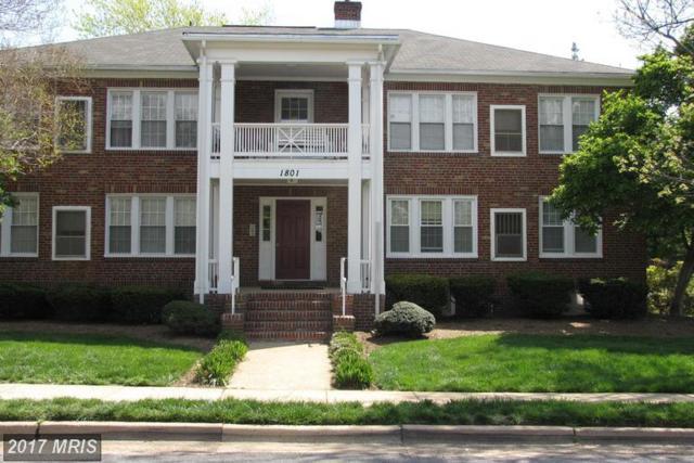 1800 Dewitt Avenue A, Alexandria, VA 22301 (#AX9987468) :: Browning Homes Group