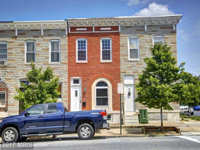 123 Highland Avenue S, Baltimore, MD 21224 (#BA10000758) :: Pearson Smith Realty