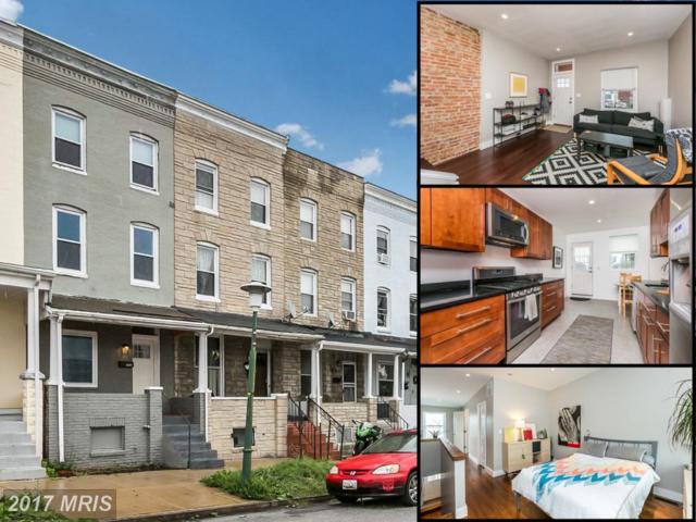 2827 Hampden Avenue, Baltimore, MD 21211 (#BA10000889) :: Pearson Smith Realty