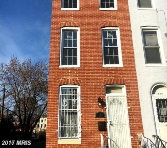 1100 East Preston Street, Baltimore, MD 21202 (#BA10001139) :: Pearson Smith Realty