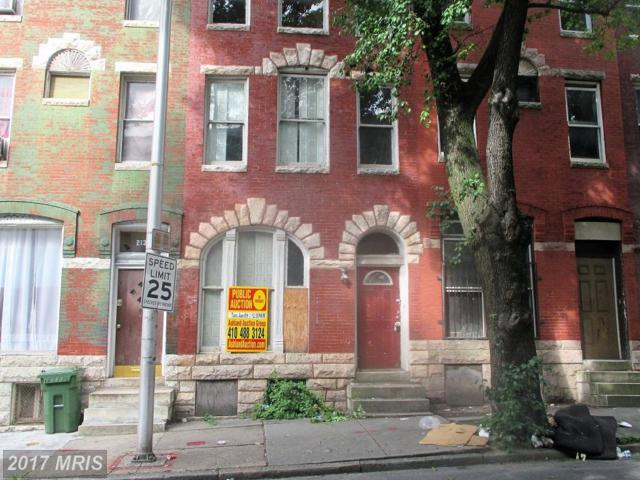 2132 Druid Hill Avenue, Baltimore, MD 21217 (#BA10001188) :: LoCoMusings