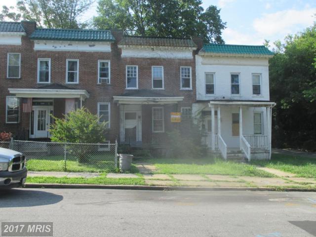 2925 Rockrose Avenue, Baltimore, MD 21215 (#BA10001349) :: LoCoMusings