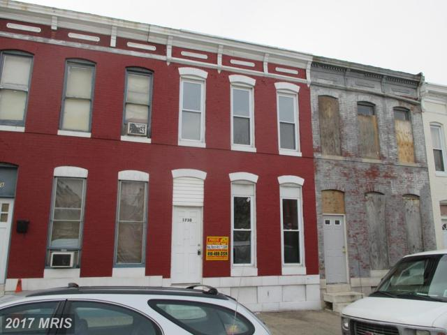 1730 Chester Street N, Baltimore, MD 21213 (#BA10002265) :: Pearson Smith Realty