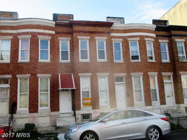 533 Cumberland Street, Baltimore, MD 21217 (#BA10002291) :: Pearson Smith Realty