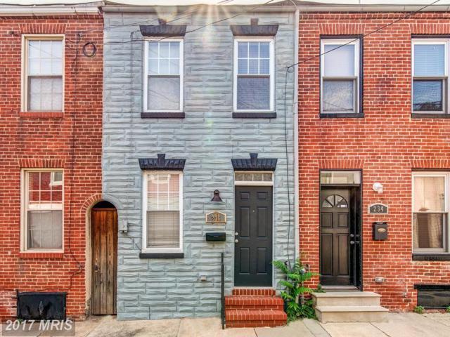 236 Durham Street, Baltimore, MD 21231 (#BA10002643) :: LoCoMusings