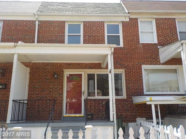 832 Tolna Street, Baltimore, MD 21224 (#BA10002904) :: Pearson Smith Realty