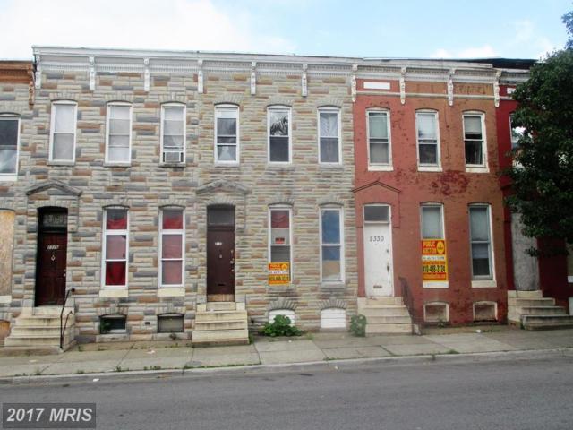 2328 Druid Hill Avenue, Baltimore, MD 21217 (#BA10003070) :: LoCoMusings