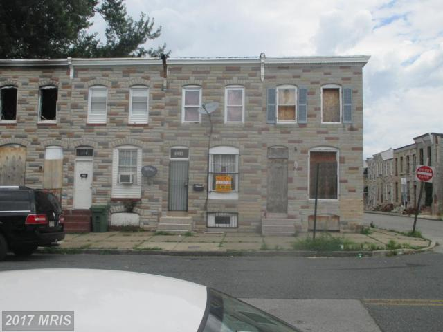 2224 Ramsay Street, Baltimore, MD 21223 (#BA10003088) :: Pearson Smith Realty