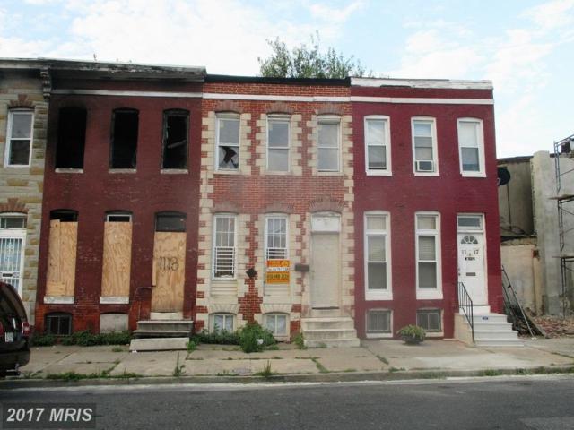 1115 Winchester Street, Baltimore, MD 21217 (#BA10003495) :: LoCoMusings