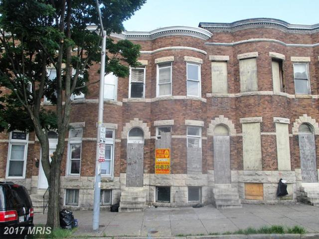 1818 Fulton Avenue N, Baltimore, MD 21217 (#BA10003557) :: LoCoMusings