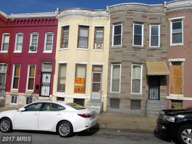 2120 Fulton Avenue N, Baltimore, MD 21217 (#BA10003607) :: Pearson Smith Realty