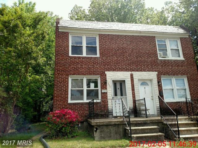 5631 Pioneer Drive, Baltimore, MD 21214 (#BA10004389) :: LoCoMusings