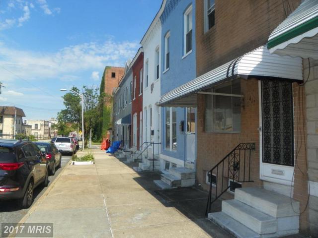 417 24TH Street, Baltimore, MD 21211 (#BA10004979) :: LoCoMusings