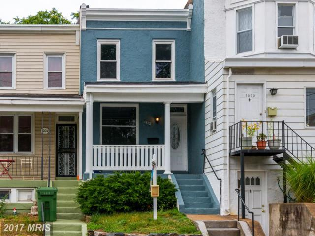1002 W 41St Street, Baltimore, MD 21211 (#BA10005360) :: The MD Home Team