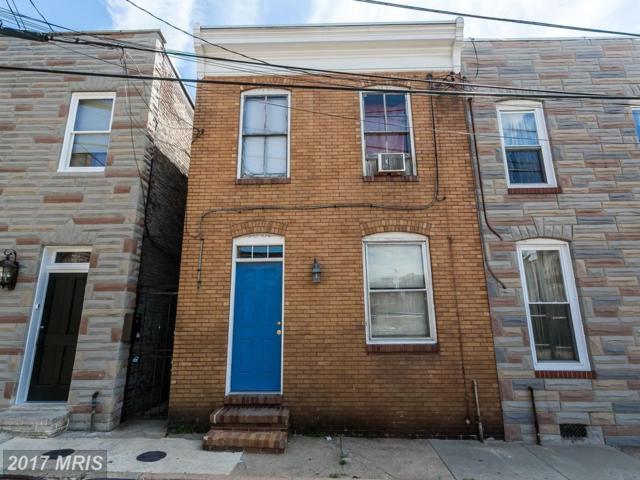 511 Regester Street, Baltimore, MD 21231 (#BA10007978) :: LoCoMusings
