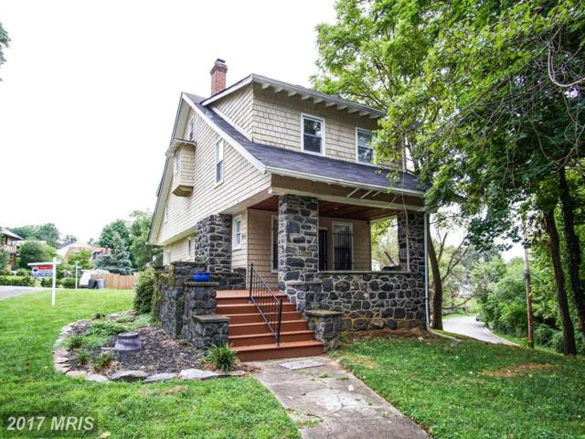 2516 Queen Anne Road, Baltimore, MD 21216 (#BA10008106) :: RE/MAX Advantage Realty
