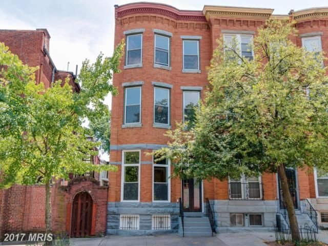 701 Reservoir Street, Baltimore, MD 21217 (#BA10010463) :: Pearson Smith Realty