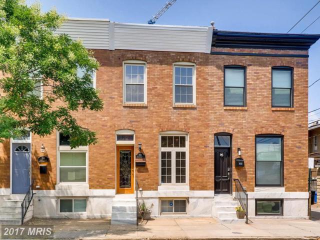 902 Fagley Street, Baltimore, MD 21224 (#BA10010642) :: LoCoMusings