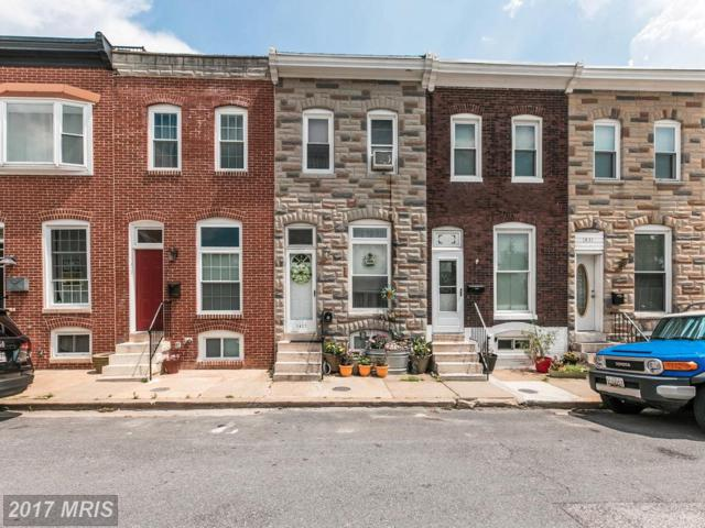 1427 Lowman Street, Baltimore, MD 21230 (#BA10010988) :: The Dailey Group