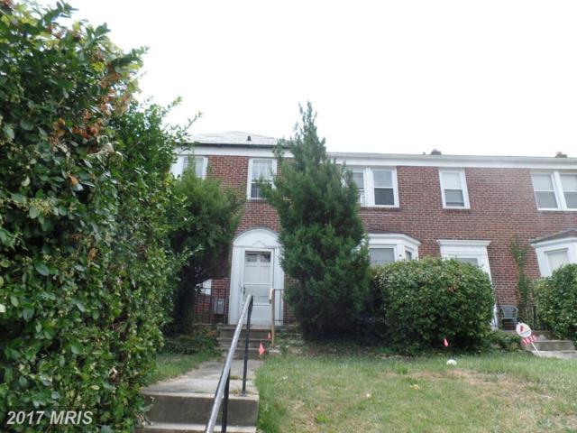 1627 Kingsway Road, Baltimore, MD 21218 (#BA10011106) :: LoCoMusings