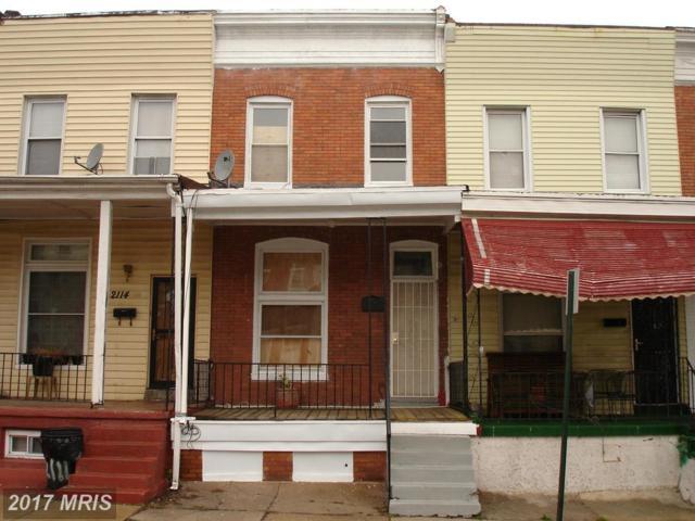 2112 Clifton Avenue, Baltimore, MD 21217 (#BA10011219) :: Pearson Smith Realty