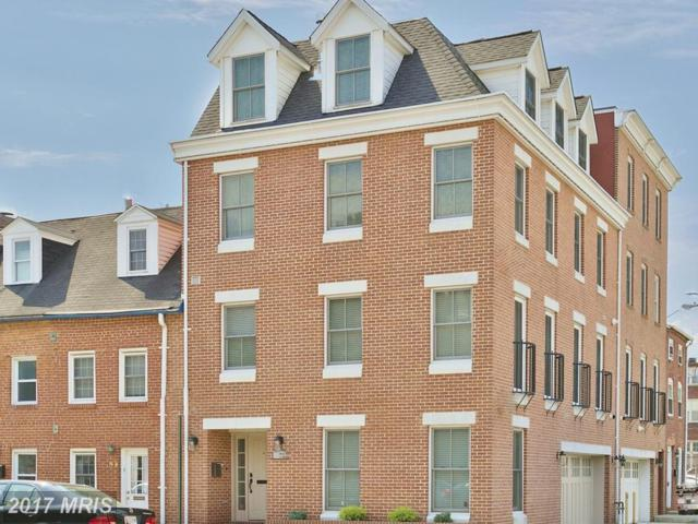 1525 Aliceanna Street, Baltimore, MD 21231 (#BA10011529) :: Pearson Smith Realty