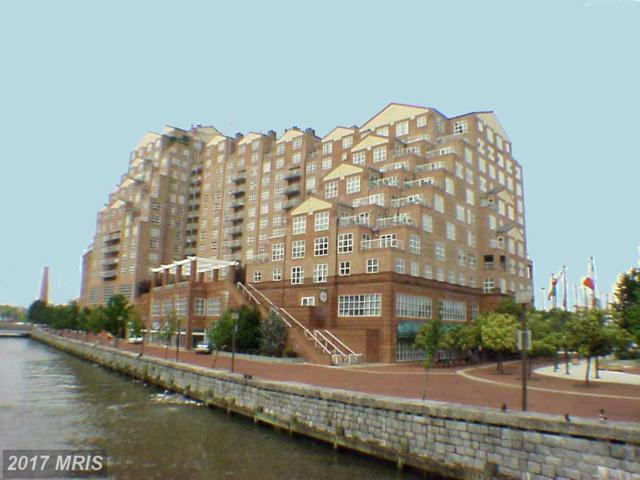 250 President Street #412, Baltimore, MD 21202 (#BA10011532) :: Pearson Smith Realty