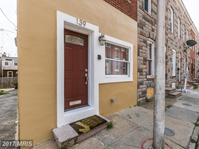 139 Glover Street N, Baltimore, MD 21224 (#BA10011991) :: LoCoMusings