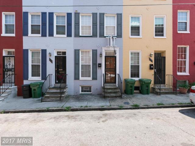 1525 Fairmount Avenue, Baltimore, MD 21223 (#BA10012037) :: LoCoMusings