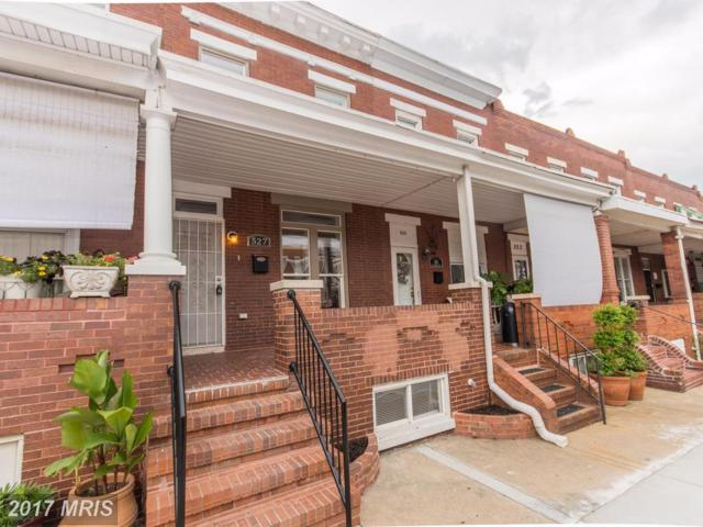 527 Ellwood Avenue, Baltimore, MD 21205 (#BA10013025) :: Pearson Smith Realty