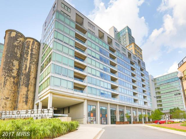 1200 Steuart Street #627, Baltimore, MD 21230 (#BA10013459) :: Pearson Smith Realty
