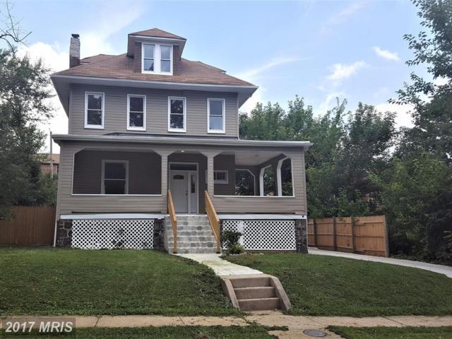 3602 Duvall Avenue, Baltimore, MD 21216 (#BA10015716) :: Pearson Smith Realty