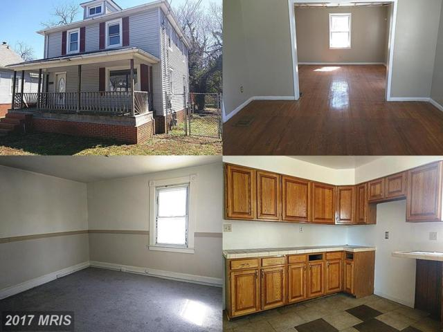 1919 Forest Park Avenue, Baltimore, MD 21207 (#BA10015994) :: Pearson Smith Realty