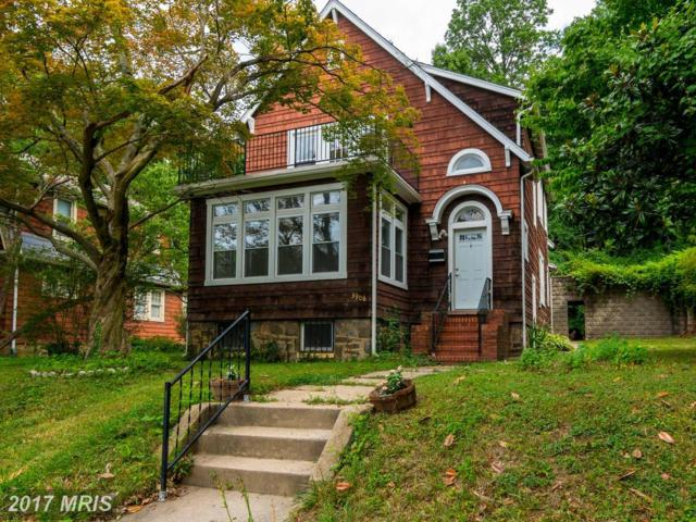 3906 Gwynns Falls Parkway, Baltimore, MD 21216 (#BA10017187) :: Pearson Smith Realty