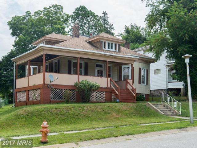 2221 Elsinore Avenue, Baltimore, MD 21216 (#BA10018673) :: Pearson Smith Realty