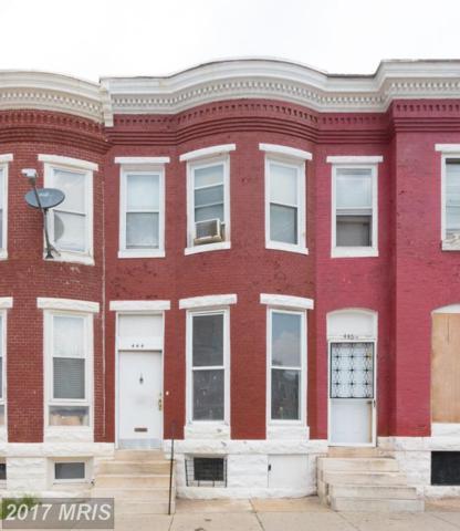 444 23RD Street E, Baltimore, MD 21218 (#BA10018834) :: Pearson Smith Realty