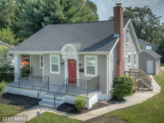 3021 Oakhill Avenue, Baltimore, MD 21207 (#BA10019399) :: Pearson Smith Realty