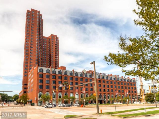 10 Lee Street #1202, Baltimore, MD 21202 (#BA10019690) :: Pearson Smith Realty