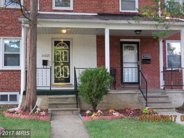 1522 Stonewood Road, Baltimore, MD 21239 (#BA10020092) :: Pearson Smith Realty
