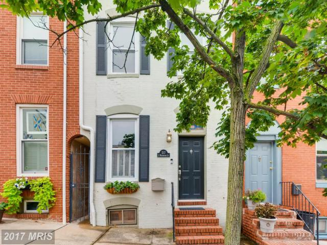 217 Washington Street S, Baltimore, MD 21231 (#BA10020154) :: Pearson Smith Realty