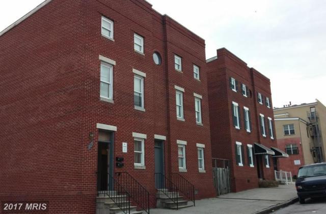 14 Stricker Street, Baltimore, MD 21223 (#BA10020678) :: Pearson Smith Realty