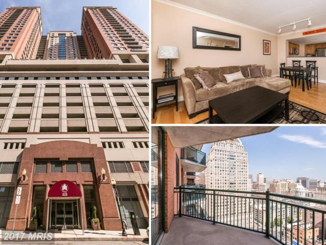 414 Water Street #2110, Baltimore, MD 21202 (#BA10020748) :: Pearson Smith Realty