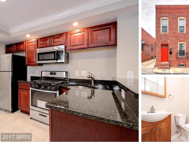 230 Duncan Street N, Baltimore, MD 21231 (#BA10021228) :: Pearson Smith Realty