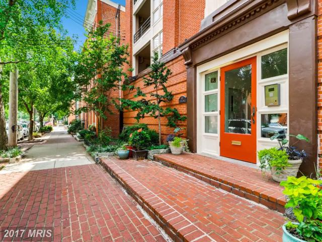 820 William Street #7, Baltimore, MD 21230 (#BA10021800) :: The Dailey Group