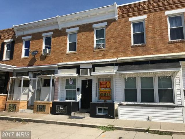 3532 Fayette Street, Baltimore, MD 21224 (#BA10022507) :: Pearson Smith Realty